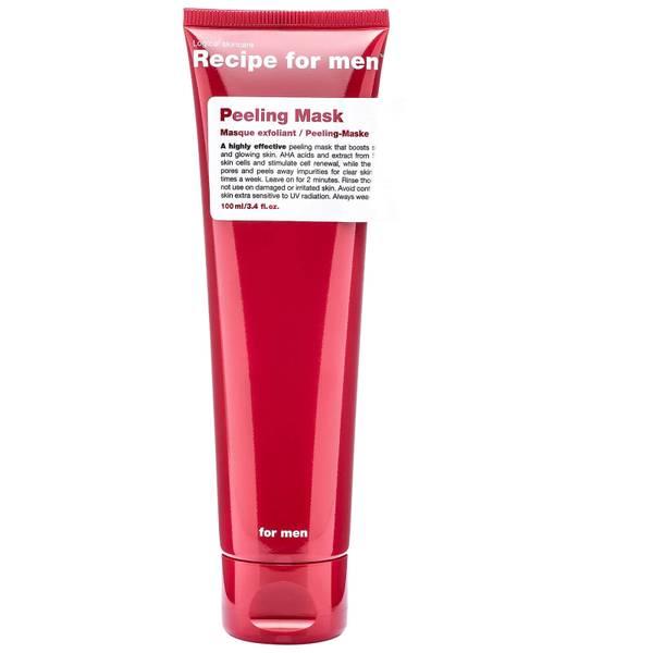 Маска-пилинг Recipe for Men Peeling Mask