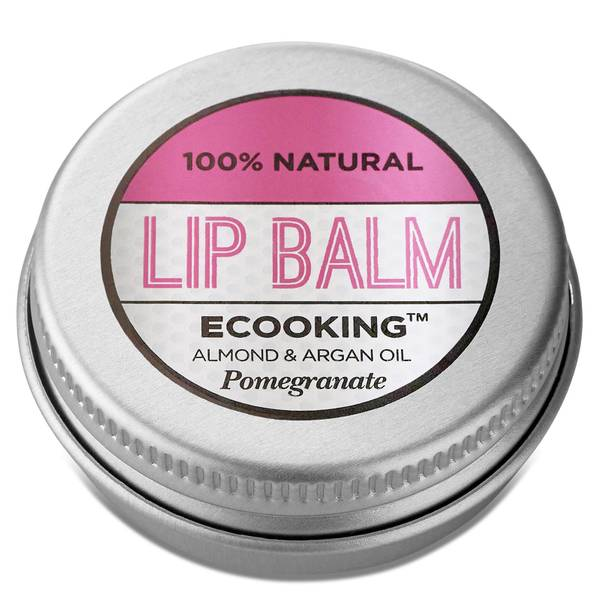 Ecooking Lip Balm Pomegranate 15ml