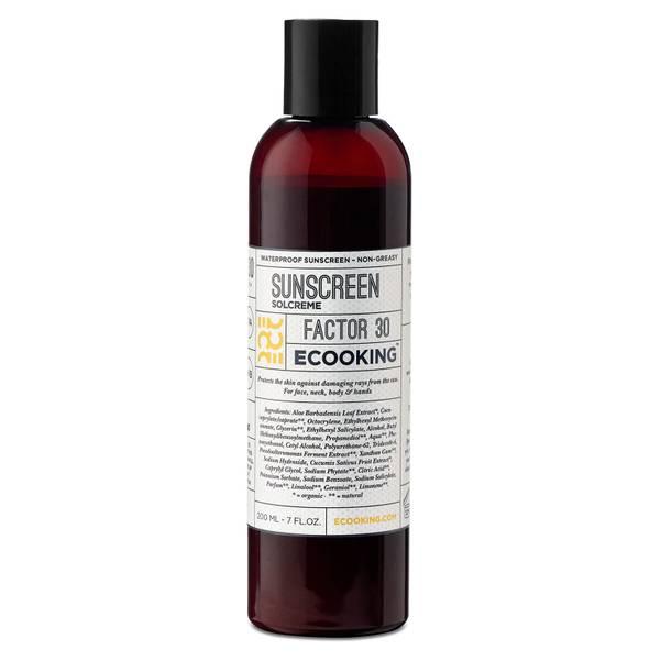 Ecooking Sunscreen SPF 30 200ml