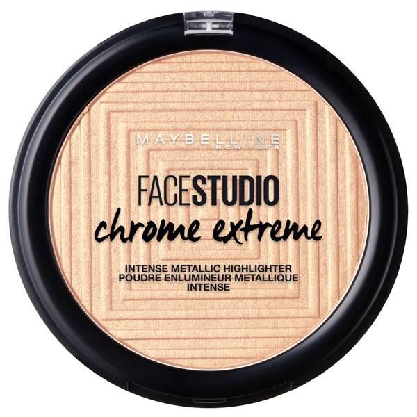 Maybelline Master Chrome Extreme Highlighting Powder 8g (Various Shades)