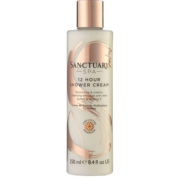 Crema de ducha Classic 12 de Sanctuary Spa 250 ml
