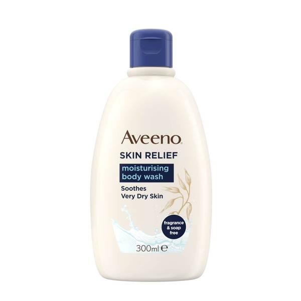 Aveeno Skin Relief Moisturising Body Wash 300ml