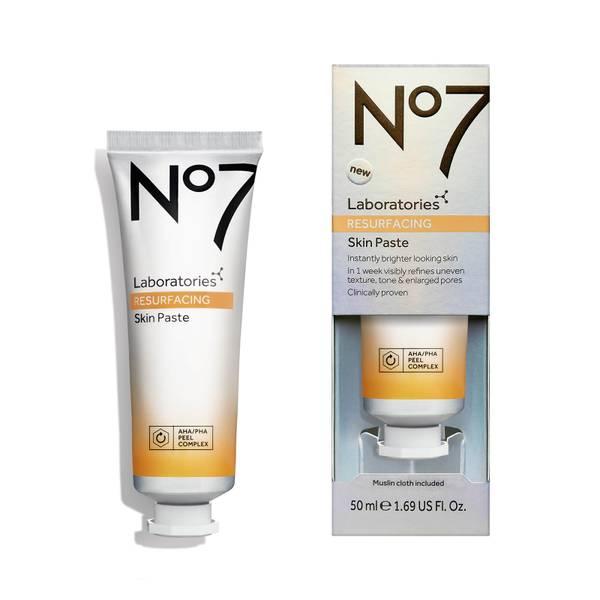 No7 Laboratories RESURFACING Skin Paste 50ml