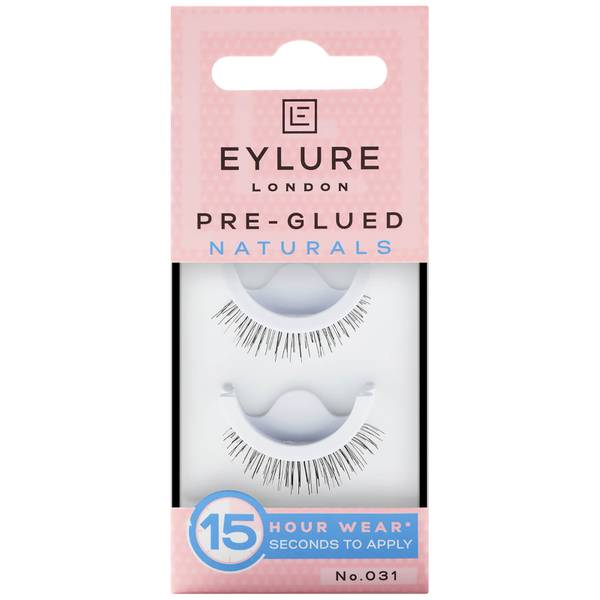 Eylure Pre-Glued Naturals 031 Lashes