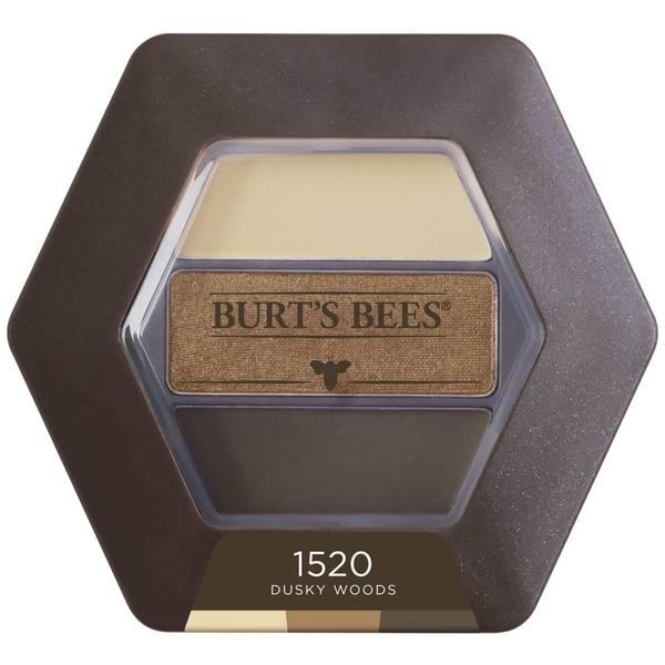 Burt's Bees 100% Natural Eyeshadow Trio - Dusky Woods