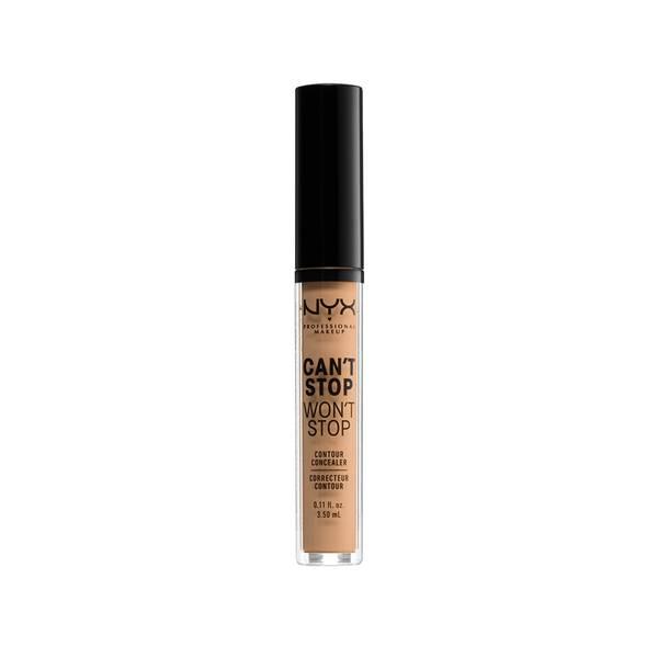 NYX Professional Makeup Can't Stop Won't Stop Contour Concealer (Various Shades)