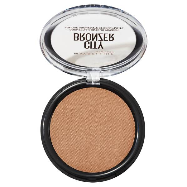 Maybelline City Bronzer and Contour Powder 8g (Various Shades)