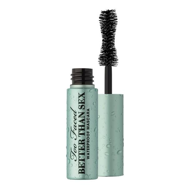 Too Faced Better Than Sex Waterproof Doll-Size Mascara 4.8g