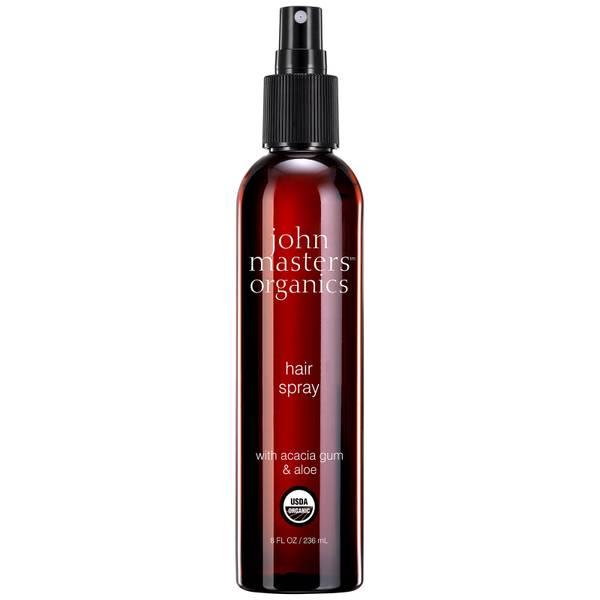 John Masters Organics Hair Spray with Acacia Gum and Aloe 236ml