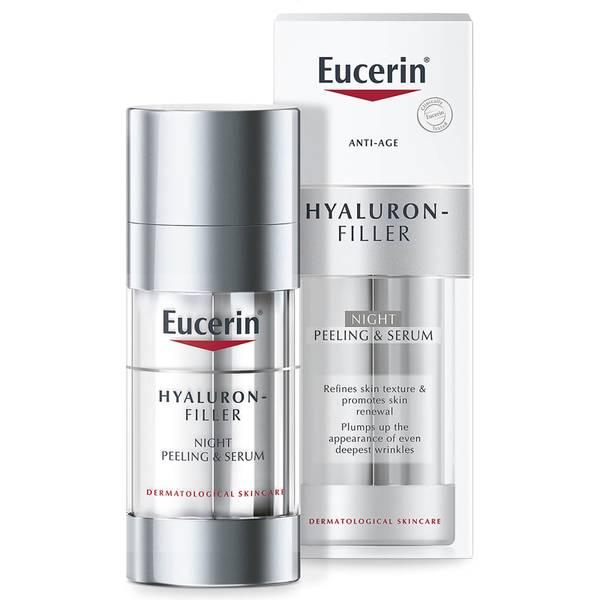 Eucerin Hyaluron Filler Night Peeling and Serum 30ml