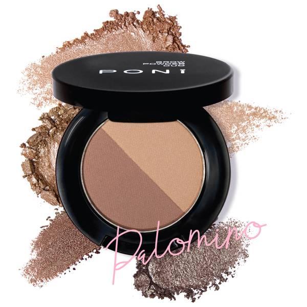 PONi Cosmetics Duo Brow Powder - Palomino
