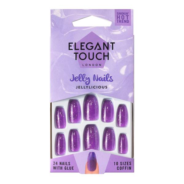 Elegant Touch Jelly Nails - Jellyliscious
