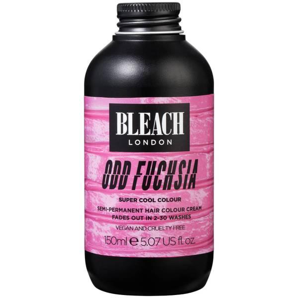 BLEACH LONDON Super Cool Colour - Odd Fuchsia 150ml