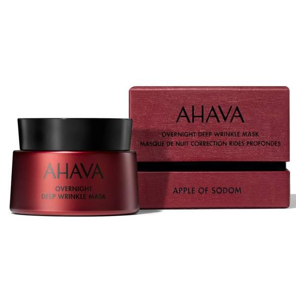 AHAVA Exclusive Overnight Deep Wrinkle Mask 50ml