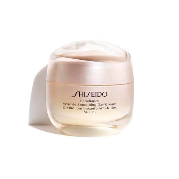 الكريم النهاري المنعم للتجاعيد بعامل حماية 25 Shiseido Benefiance بحجم 50 مل