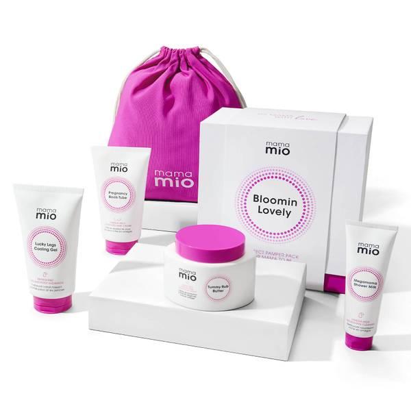 Mama Mio Verwöhnpaket für werdende Mamas Mama Mio Bloomin Lovely