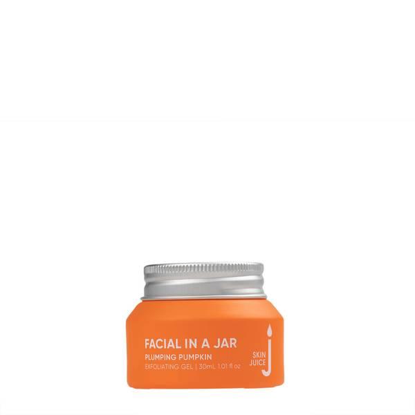 Skin Juice Facial in a Jar - Plumping Pumpkin 30ml