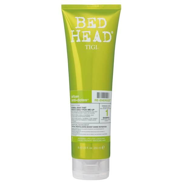 TIGI Bed Head Urban Antidotes Re-Energize Shampoo 250ml