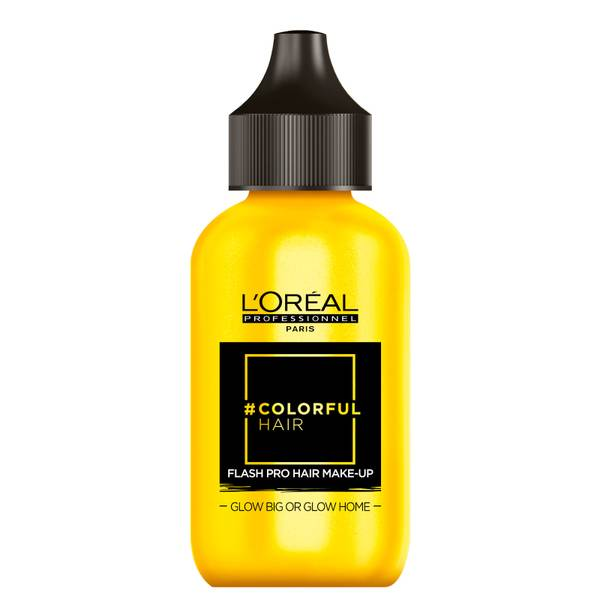 L'Oréal Professionnel Flash Pro Hair Make-Up - Glow Big or Glow Home 60ml