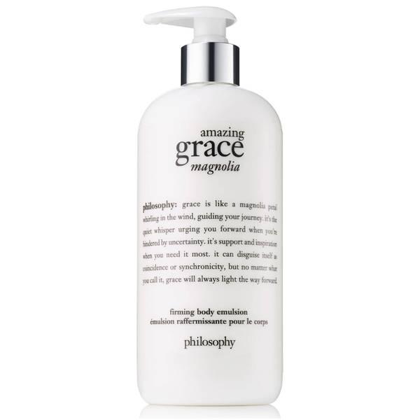 philosophy Amazing Grace Magnolia Firming Body Emulsion 480ml