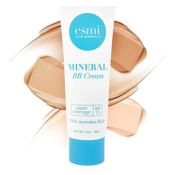 esmi Skin Minerals Mineral BB Cream 50ml (Various Shades)