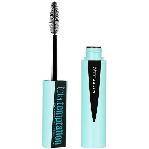 Maybelline Total Temptation Volumising Waterproof Mascara - Very Black 9ml