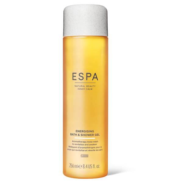 ESPA Energising Bath and Shower Gel 250ml
