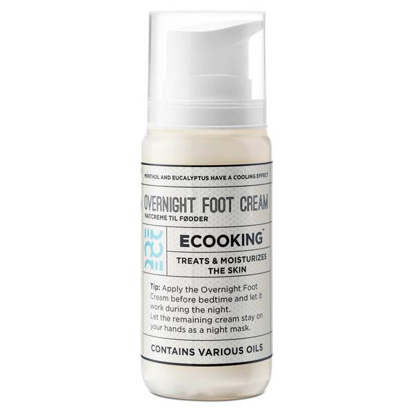 Ecooking Overnight Foot Cream 100ml