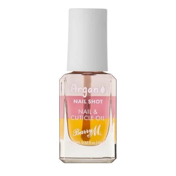 Barry M Cosmetics Nail Shot Nail & Cuticle Oil - Argan