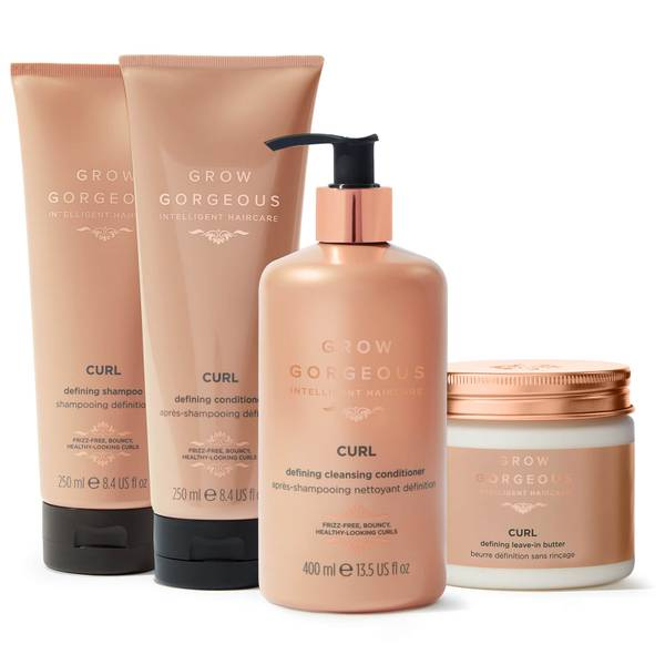 Grow Gorgeous Curl Collection
