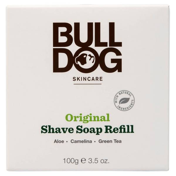 Bulldog Original Shave Soap Refill 100g