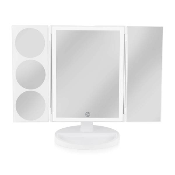 Rio Full Size LED Illuminated Makeup Mirror