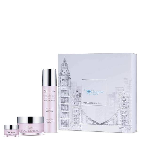 The Organic Pharmacy The Rose Diamond Collection