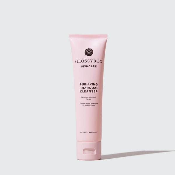 GLOSSYBOX Purifying Charcoal Cleanser 100ml