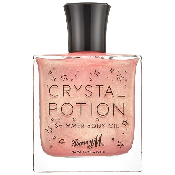 Barry M Cosmetics Crystal Potion Shimmer Body Oil