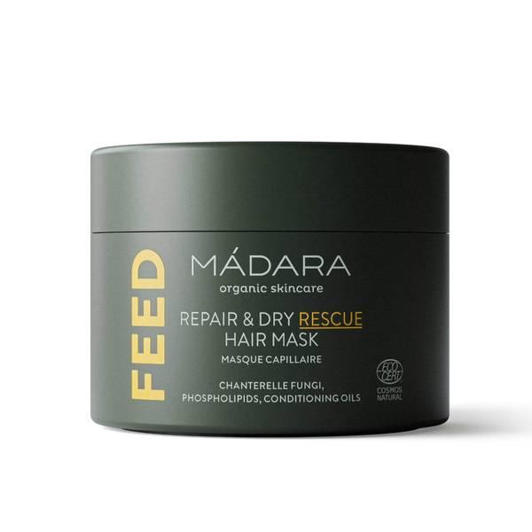 MÁDARA FEED Repair and Dry Rescue Hair Mask 180ml