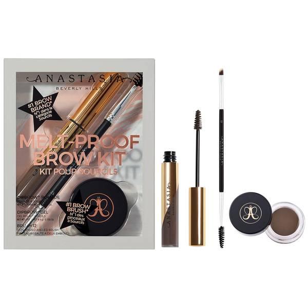Anastasia Beverly Hills Brow Kit #1 Melt Proof Brow Kit 8.4g (Various Shades)