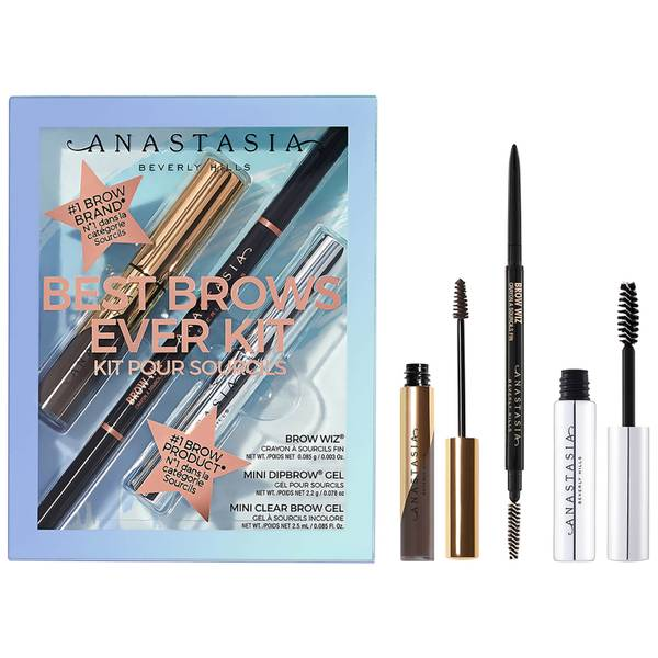 Anastasia Beverly Hills Brow Kit #2 Best Brows Ever 11.85g (Various Shades)