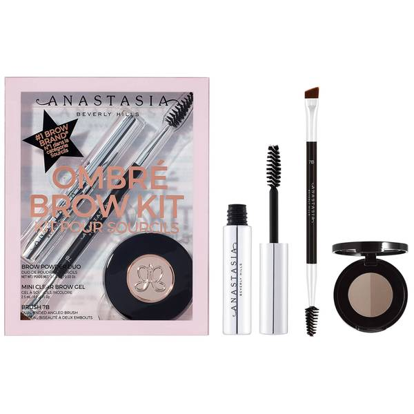 Anastasia Beverly Hills Brow Kit #3 Ombre Brow Kit 8.97g (Various Shades)