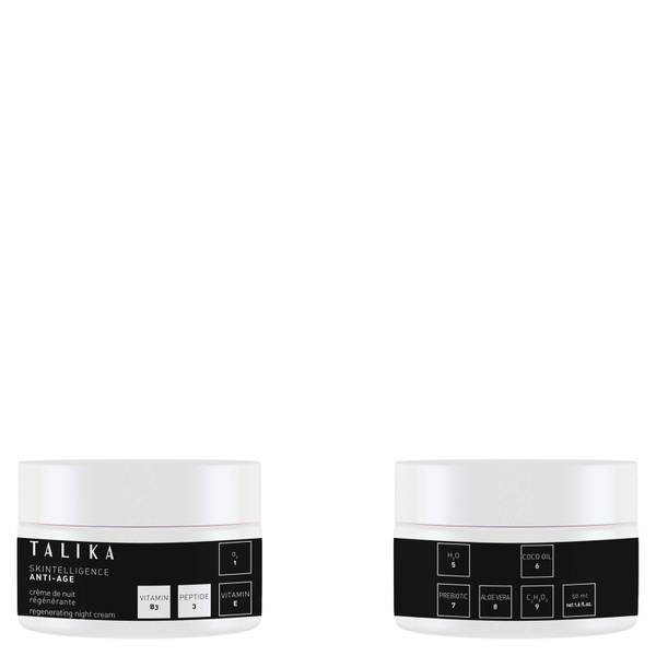 Talika Skintelligence Anti-Age Regenerating Night Cream 50ml