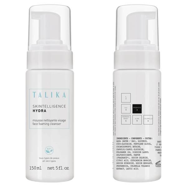 Talika Skintelligence Hydra Face Foaming Cleanser 150ml