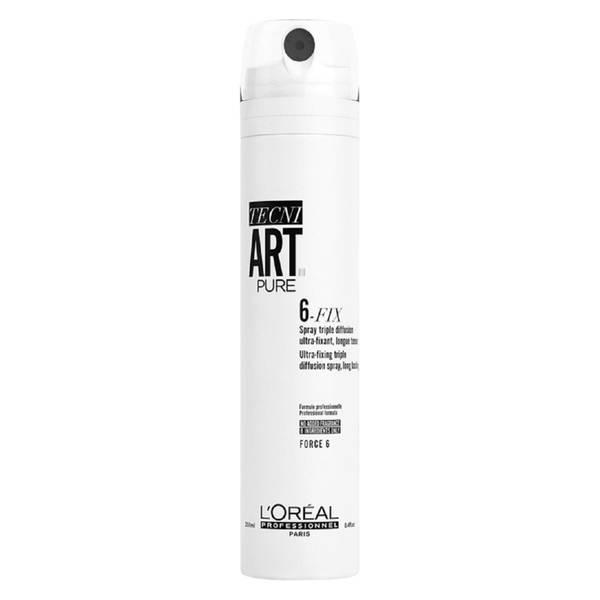 L'Oréal Professionnel Tecni.ART 6 Fix Hair Spray 250ml