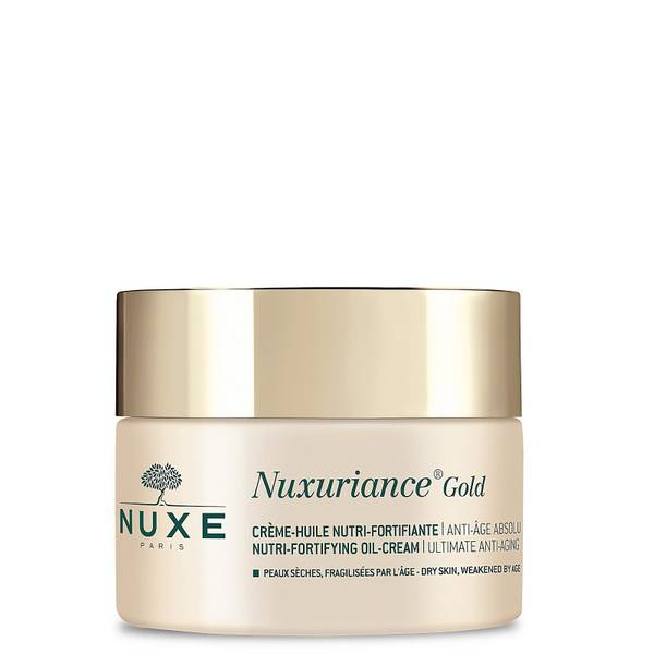 Crème-Huile Nutri-Fortifiante, Nuxuriance® Gold 50 ml