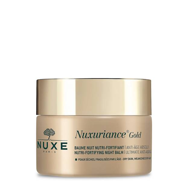 Baume Nuit Nutri-Fortifiant, Nuxuriance® Gold 50 ml