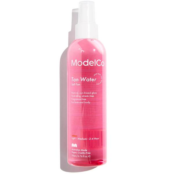 ModelCo Tan Water For Face & Body 200ml