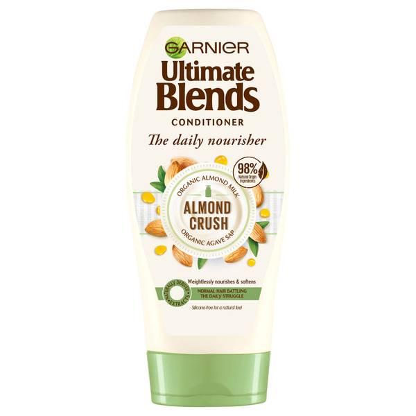 Garnier Ultimate Blends Almond Milk Normal Hair Conditioner 360ml
