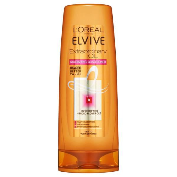 L'Oréal Paris Elvive Extraordinary Oil Conditioner for Dry Hair 500ml