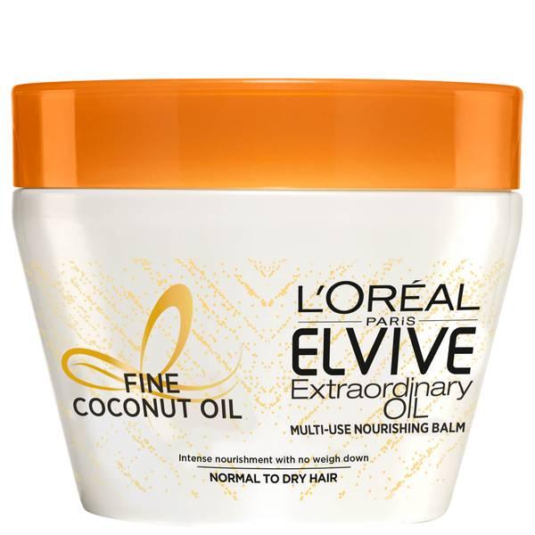 L'Oréal Paris Elvive Extraordinary Oil Coconut Hair Mask for Dry Hair 300ml