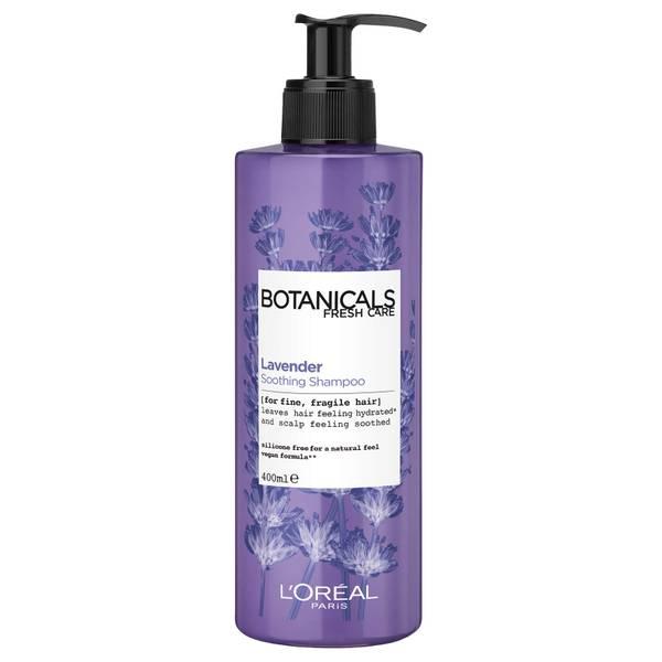 L'Oréal Paris Botanicals Lavender Fine Hair Shampoo 400ml