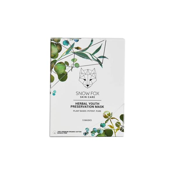 Snow Fox Herbal Youth Preservation Mask 25ml